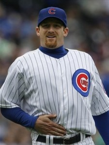 Padres Cubs Baseball